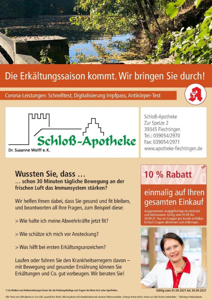 Flyer_Apotheke Flechtingen_September